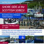Shore-Side at the Scottish Series